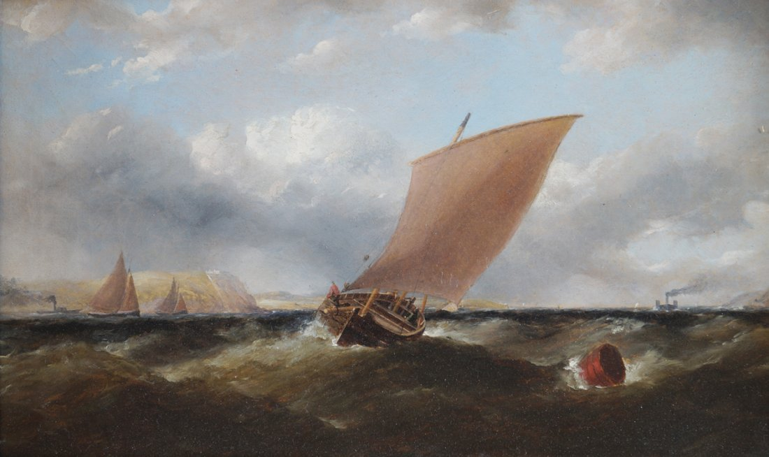 MATTHEW KENDRICK, RHA (IRISH, 1797-1874)