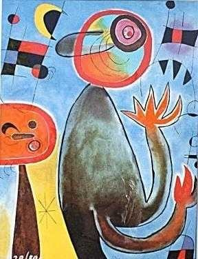 9A: Giclee by Miro