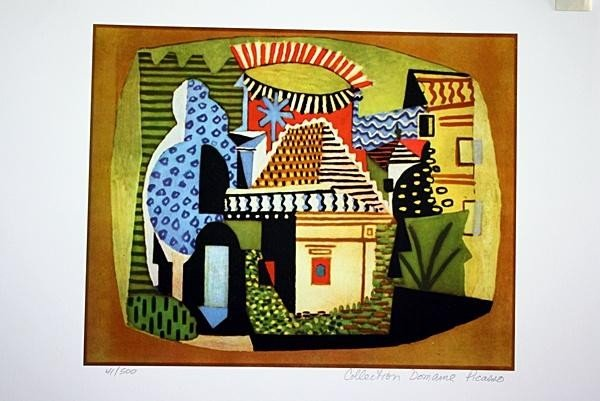 """4: PICASSO - """"LANDSCAPE"""" - LIMITED EDITION"""