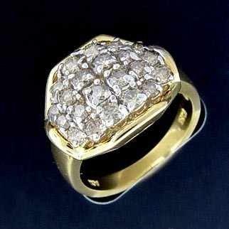 2103: 2.00 CTW Diamond Ring