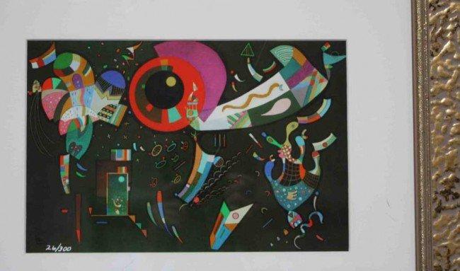 "2119: """"Around the Circle"" by Kandinsky"