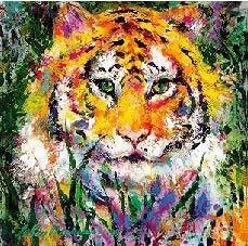 """6: """"TIGER"""" BY NEIMAN - HAND SIGNED"""