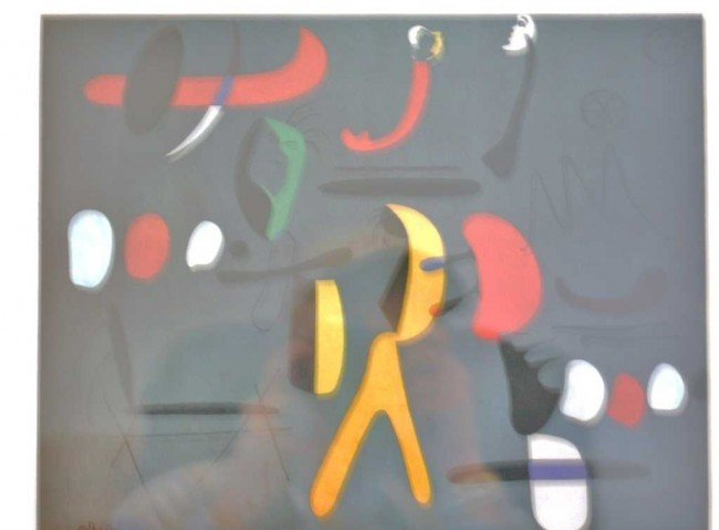 1: MIRO LIMITED EDITION GICLEE'