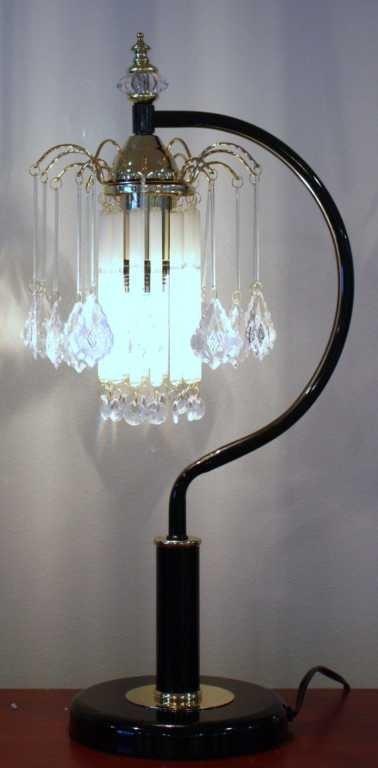 4: ORNATE DESK LAMP