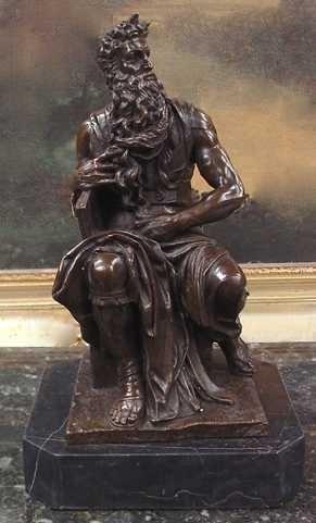 534: ZEUS GREEK BRONZE SCULPTURE