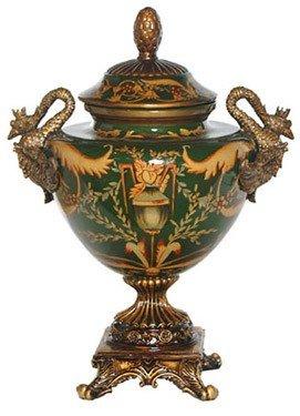 3: Swan Vase