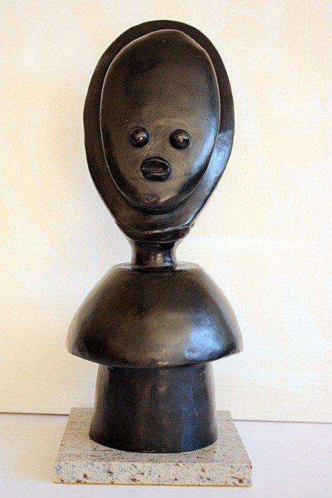 501: Max Ernst   Lmt. Ed. Bronze Sculpture