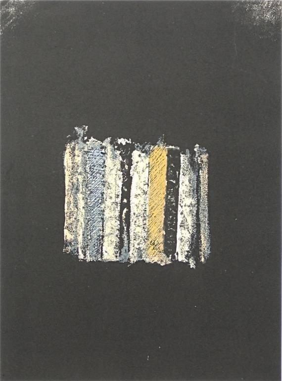 12: César Baldaccini original lithograph