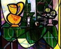 """33: PICASSO """"PITCHER AND BOWL OF FRUIT"""" LTD EDITION"""