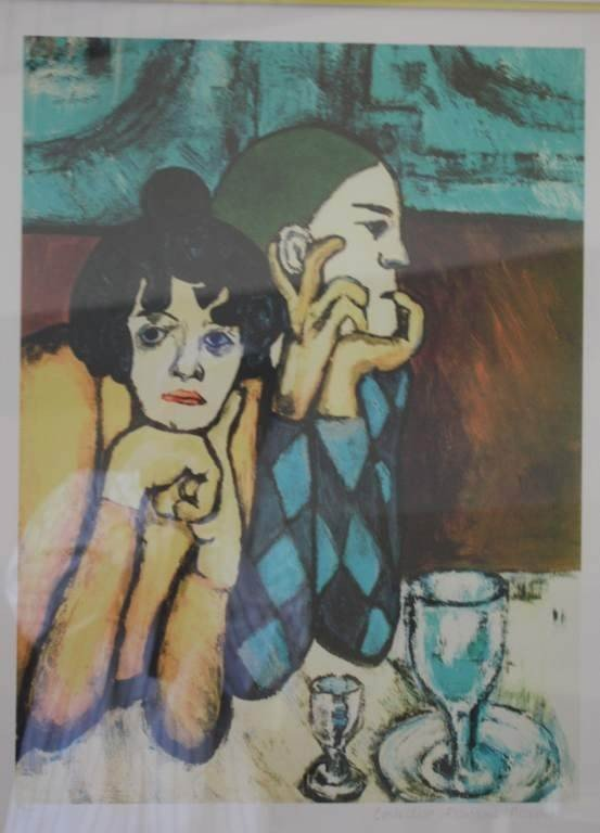 15: PICASSO LTD EDITION LITHOGRAPH