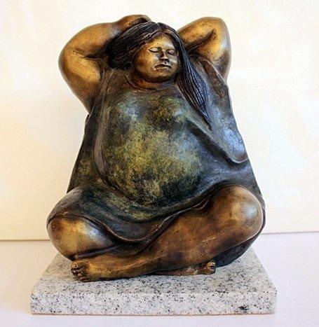 39: Zuniga  Lmt. Ed. Bronze