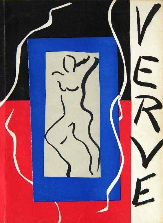 1027: Henri Matisse lithograph for Verve