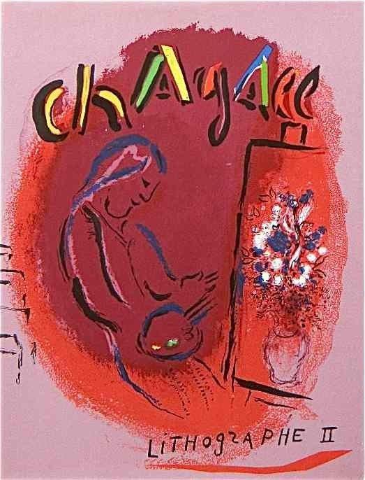 25: Marc Chagall original lithograph