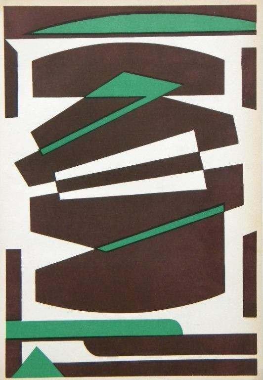 17: Mauro Reggiani original lithograph