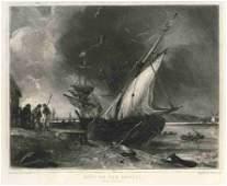 12: Sir John Constable / David Lucas mezzotint
