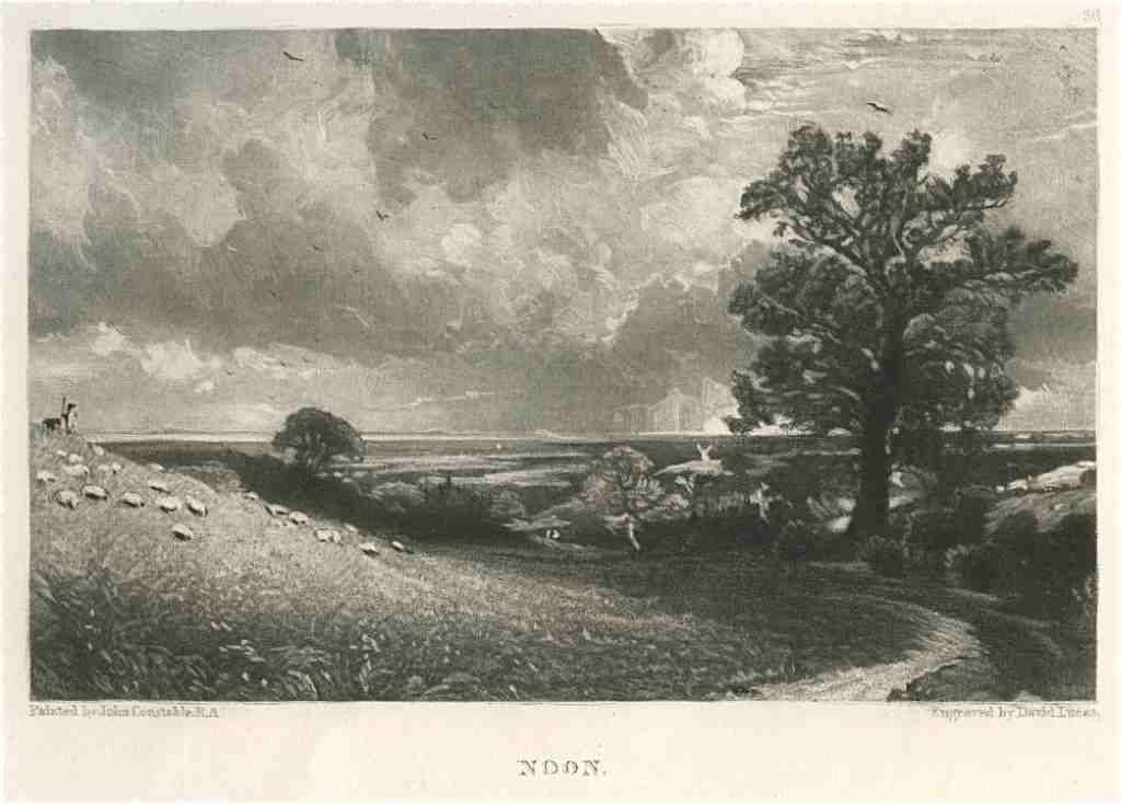 48: Sir John Constable / David Lucas mezzotint