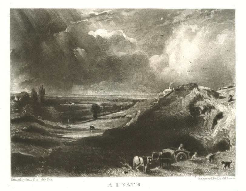 88: Sir John Constable / David Lucas mezzotint