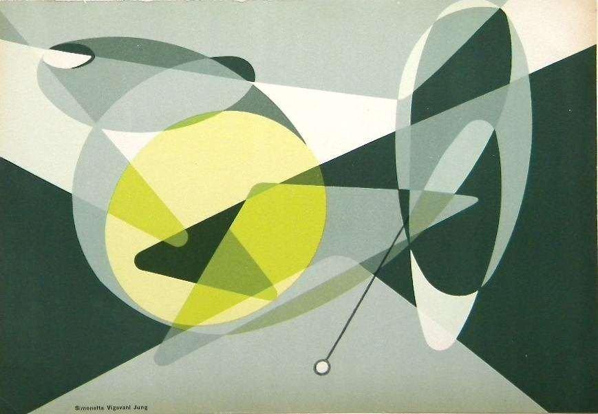 2: Jung lithograph, 1955