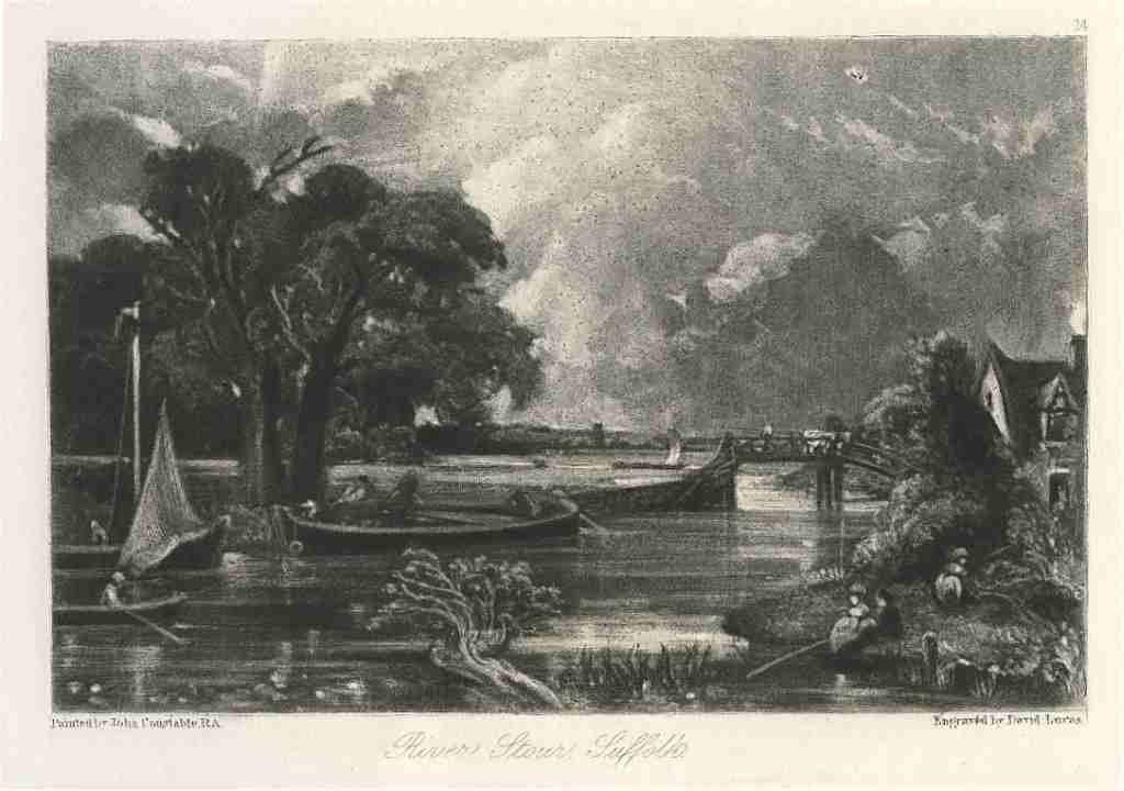 43: Sir John Constable / David Lucas mezzotint