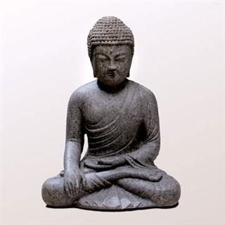 30: SERENE BUDDHA