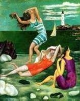 """31: PICASSO """"THE BATHERS"""""""