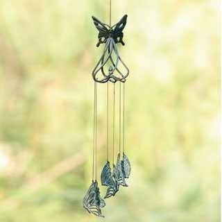 41: BUTTERFLY WIND CHIME