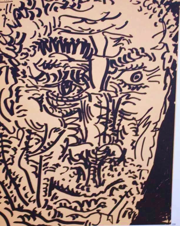 200018: PICASSO - OFFSET LITHOGRAPH