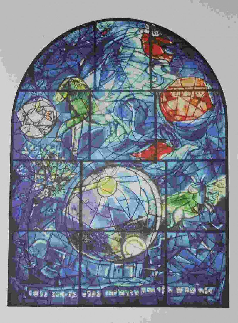 "700045: CHAGALL ""THE TRIBE OF SIMEON"" 1964"