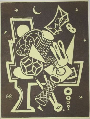 "800042: JOHN JOSEPH WARDELL POWER ""L'HOMME CALCULATEUR"""