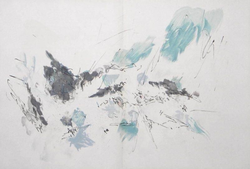 200114: JEAN BAZAINE ORIGINAL LITHOGRAPH, 1960