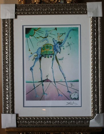 700895: DALI LIMITED EDITION GICLEE