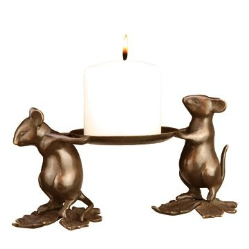 200036: MOUSE BEARERS CANDLEHOLDER