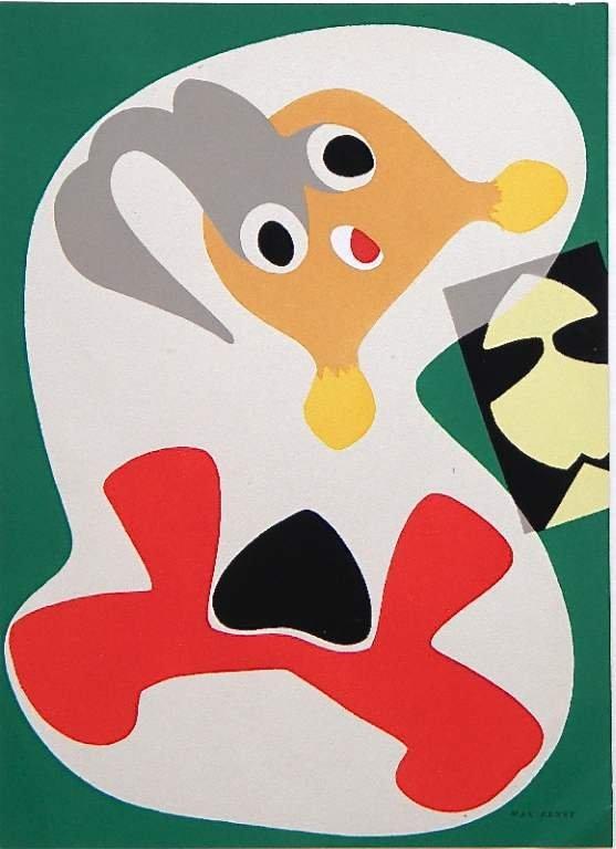 100006: MAX ERNST POCHOIR 1949