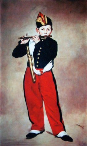"MANET ""THE FIFER"""
