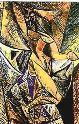 """700175: PICASSO """"ABSTRACT"""""""