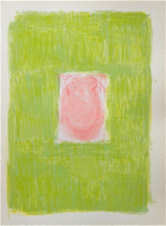 900005: CLAUDE GARACHE ORIGINAL LITHOGRAPH, 1965