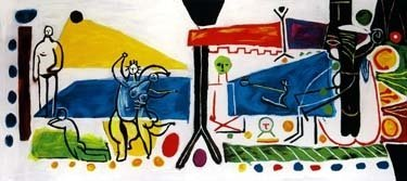 """900037: PICASSO """"THE FAMILY"""""""