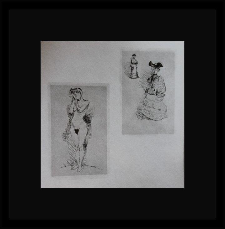 VINTAGE 1956 MATISSE LITHOGRAPH