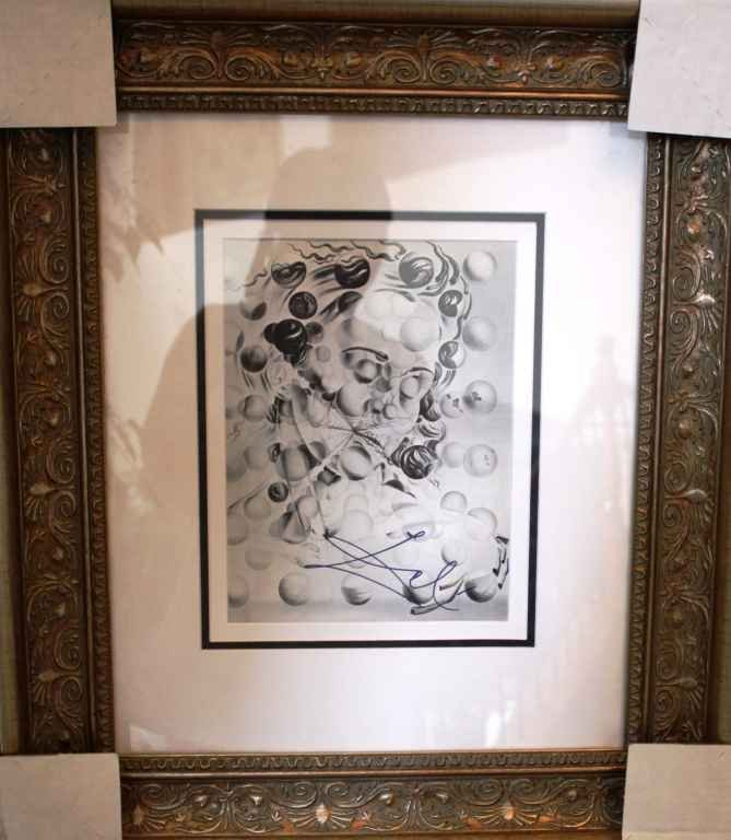 DALI - HAND SIGNED LITHOGRAPH