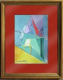 JACQUES VILLON 1964 LTD. ED. LITHOGRAPH