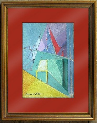 JACQUES VILLON 1964 LTD. ED. LITHOGRAPH