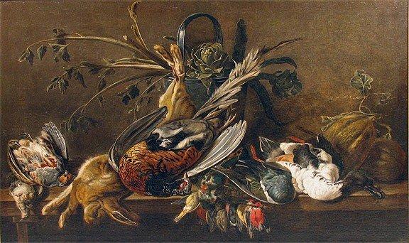 OLD MASTER, JAN WEENIX  (Dutch, 1640/41-1719)