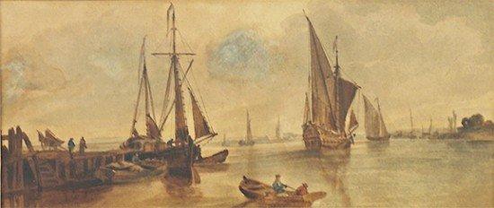 PETER DE WINT  (British, 1784-1849)