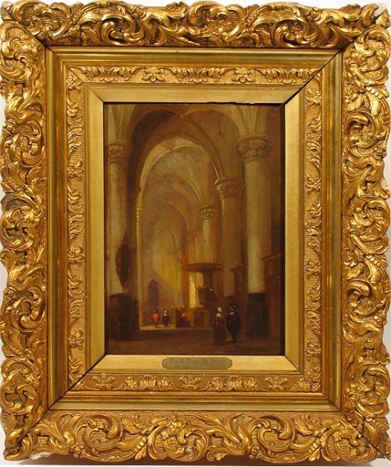 TETAR VAN ELVEN (Netherlands, 1805-1879)