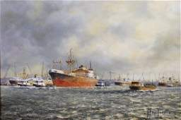 MARINUS JOHANNES DE JONGER Netherlands 1912 ndash 1