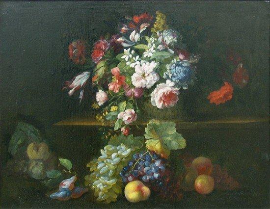 DUTCH OLD MASTER attr. RACHEL RUYSCH (Dutch, 1664-1750)