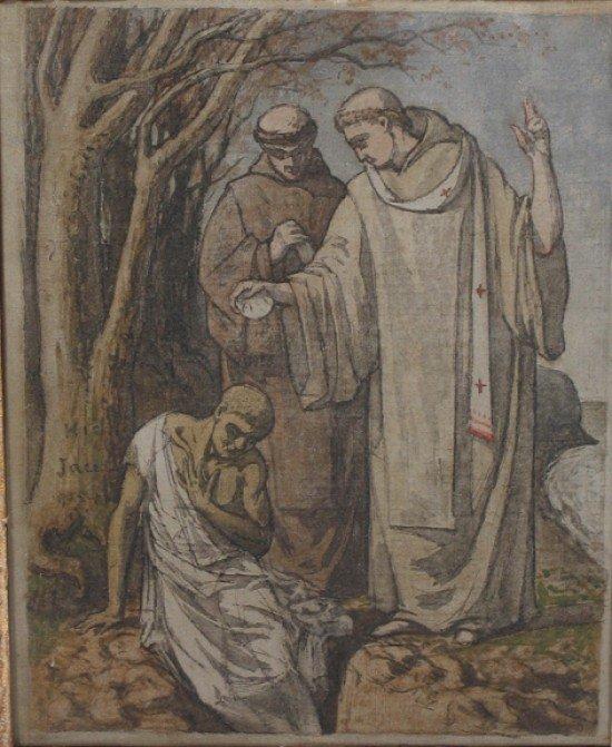 PIERRE PUVIS DE CHAVANNES (France, 1824-1898) attrib.