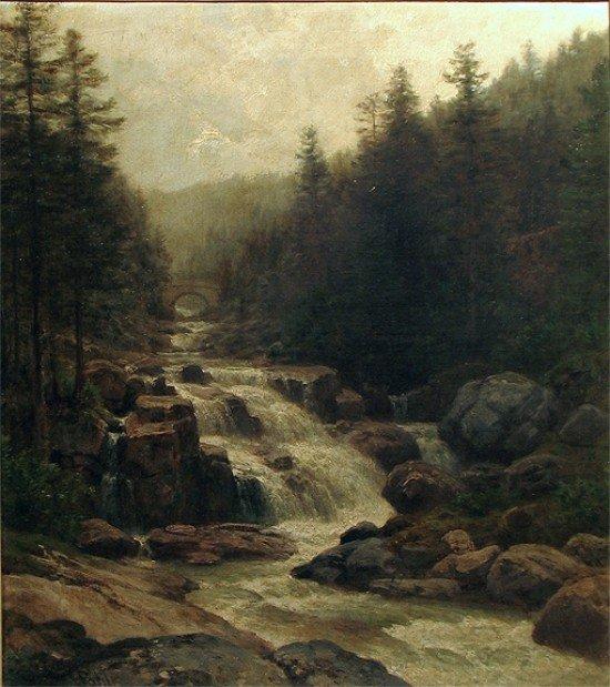 HERMANN POHLE  (1831-1901, GERMAN)