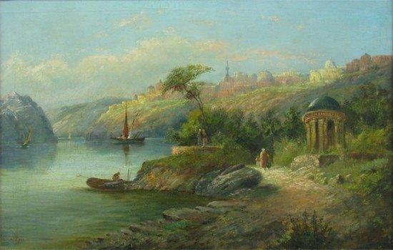 JAMES BAKER PYNE (British, 1800-1870)