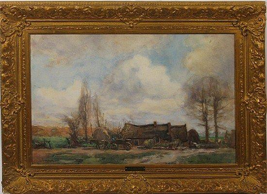 HENDRIK JAN WOLTER (Netherlands, 1873-1952)